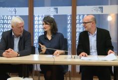 Questions aux membres de l'Association des journalistes de l'information sociale (AJIS)