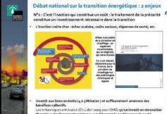 Table ronde ATD Quart Monde, Fondation Abbé Pierre, GRET - Justice Climatique