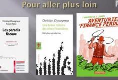 Audition de Christian CHAVAGNEUX, Journaliste - Mécanismes d'évitement fiscal