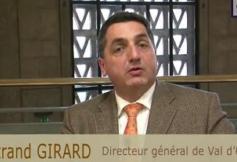 Questions à Bertrand Girard