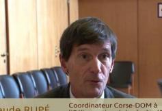 Questions à Claude RUPÉ auditionné par la délégation à l'Outre-mer