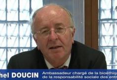 Interview de Michel DOUCIN