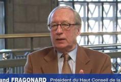 Interview de Bertrand Fragonard