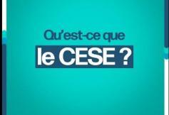 La réforme du CESE, c'est pour bientôt !