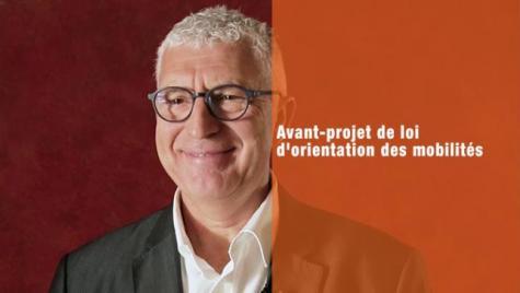 """Le CESE a adopté son avis """"Avant-projet de loi d'orientation des mobilités"""