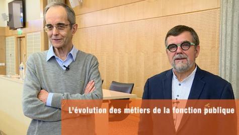 """Le CESE a adopté l'avis """"Evolution des métiers de la fonction publique"""""""