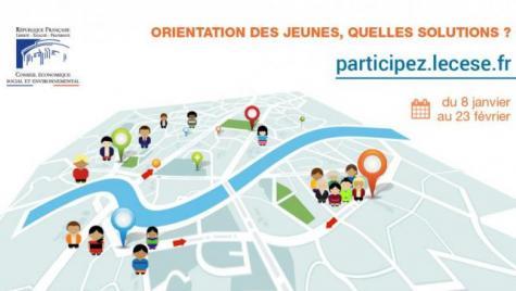 Le CESE lance une plateforme consultative sur l'orientation