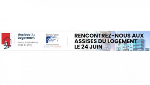 Le CESE accueille Les Assises du logement le 24 juin