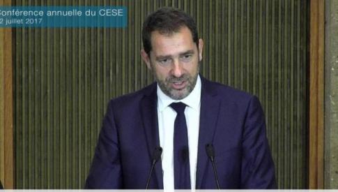 Discours de M. Christophe CASTANER, Secrétaire d'Etat auprès du Premier ministre, chargé des Relations avec le Parlement