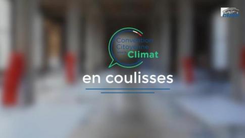 Les coulisses de la Convention Citoyenne pour le Climat