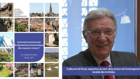 Comment promouvoir le dynamisme économique des espaces ruraux ? Découvrez les préconisations du CESE