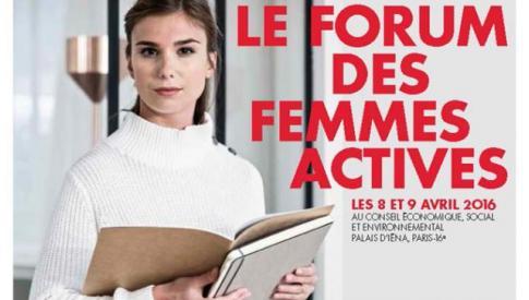 Elle active, le Forum des femmes actives