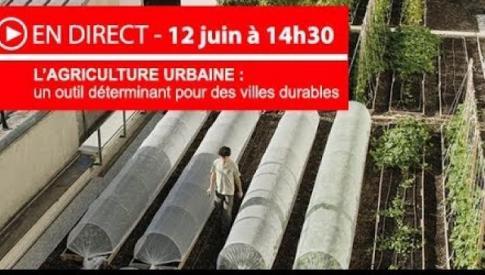 """Séance plénière """"L'agriculture urbaine: un outil déterminant pour des villes durables"""""""