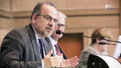 Questions à Luca JAHIER (CES européen)
