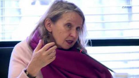 Questions à Catherine de WENDEN (Sciences Po) - politiques d'accueil des demandeur.euse.s d'asile