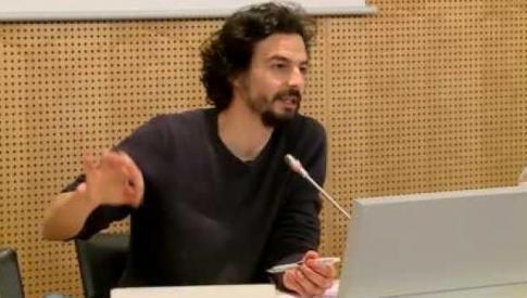 Collapsologie - Conférence de Pablo Servigne au CESE