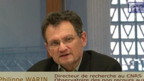 Questions à Philippe WARIN - CESE
