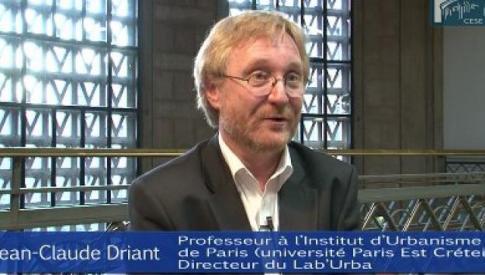 Questions à Jean-Claude Driant
