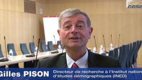 Questions à M. Gilles PISON, Directeur de recherche à l'INED