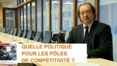 """Le CESE a adopté son avis sur """"Quelle politique pour les pôles de compétitivité ?"""""""