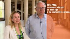 """Le CESE a adopté son avis """"TPE-PME, comment réussir le passage à la neutralité carbone ?"""""""