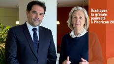 """Le CESE a adopté son avis """"Éradiquer la grande pauvreté à l'horizon 2030"""""""
