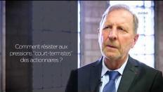 Questions à Christian LABEYRIE (VINCI) - Finance durable