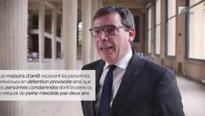 Questions à André FERRAGNE (CGLPL) - Accompagner les détenus et les détenues