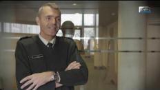 Général Thierry Laval (Service militaire adapté) - réduction du chômage de longue durée